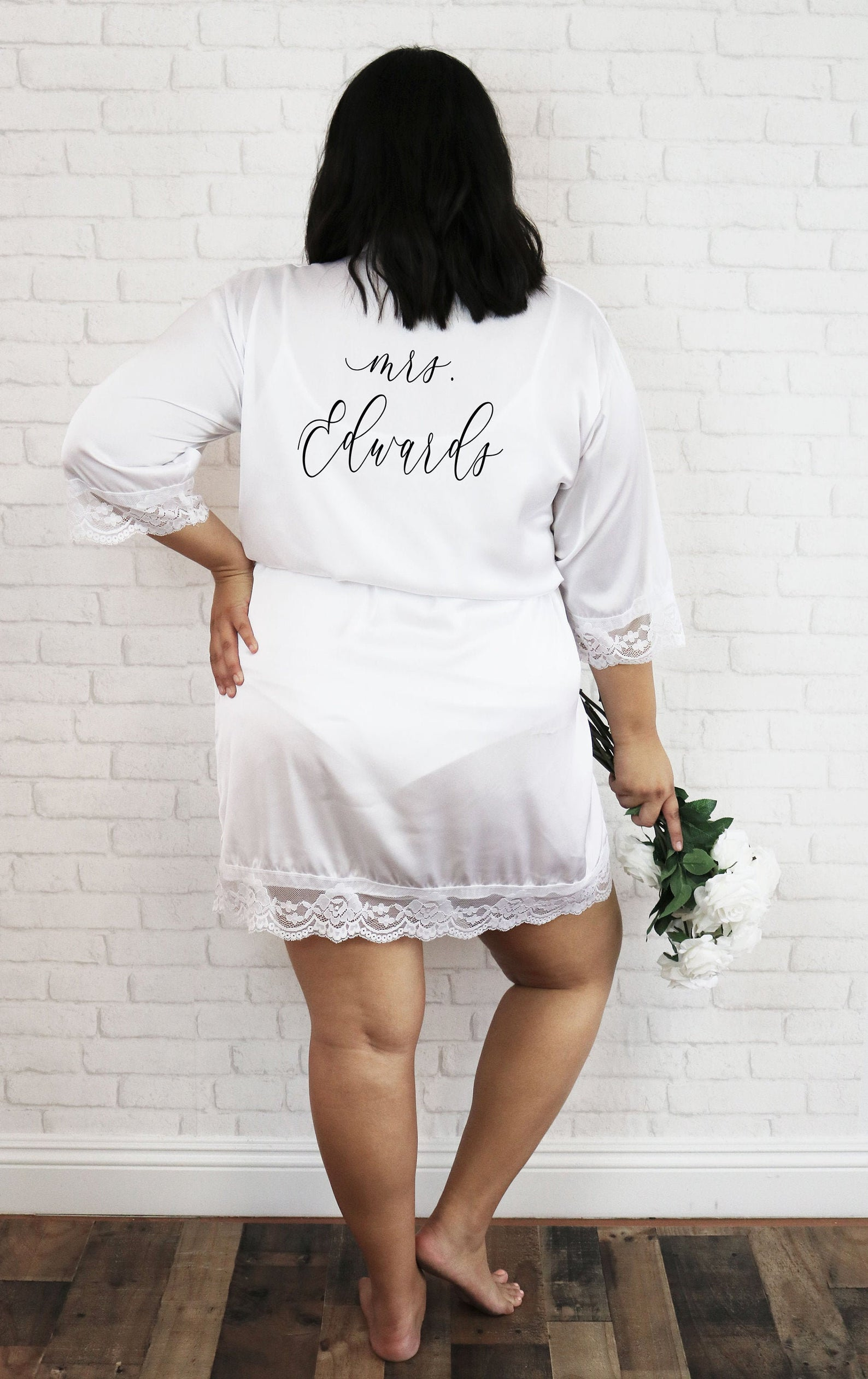 26 Bridal Robes Guaranteed To Make You Swoon