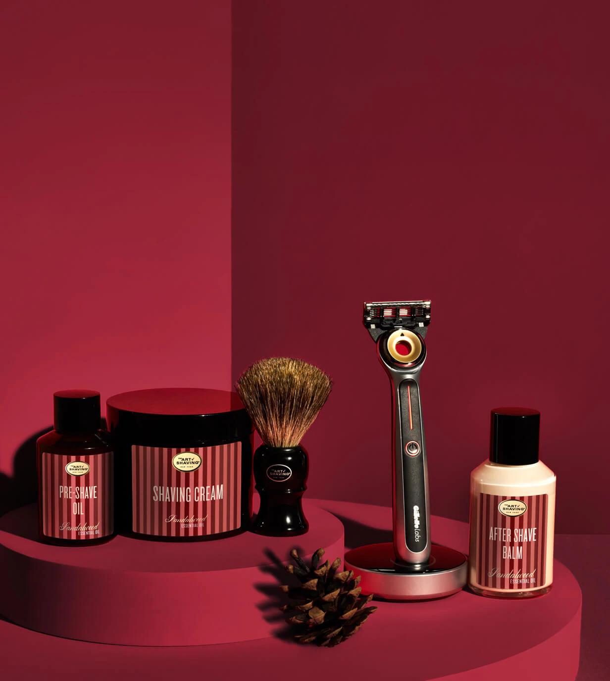the art of shaving gift set